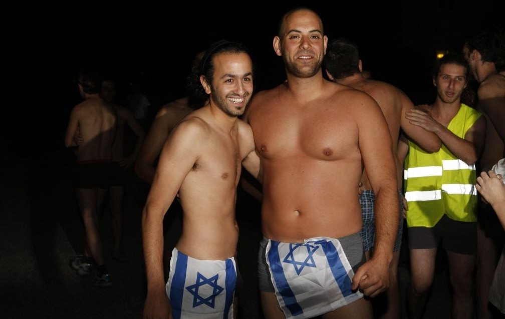 from Briar naked gay jewish men