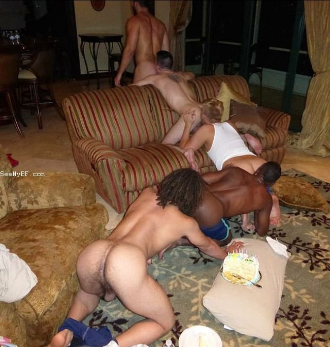 Drunk Sex Party Gay Kinky men ass eating rimming amateur porn videos and hot photos