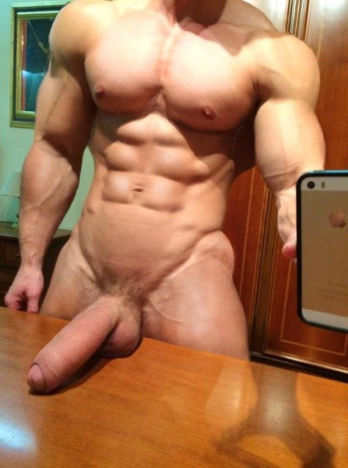 Amateur Men Naked With Big Muscles And Fat Cocks Who Excite Me