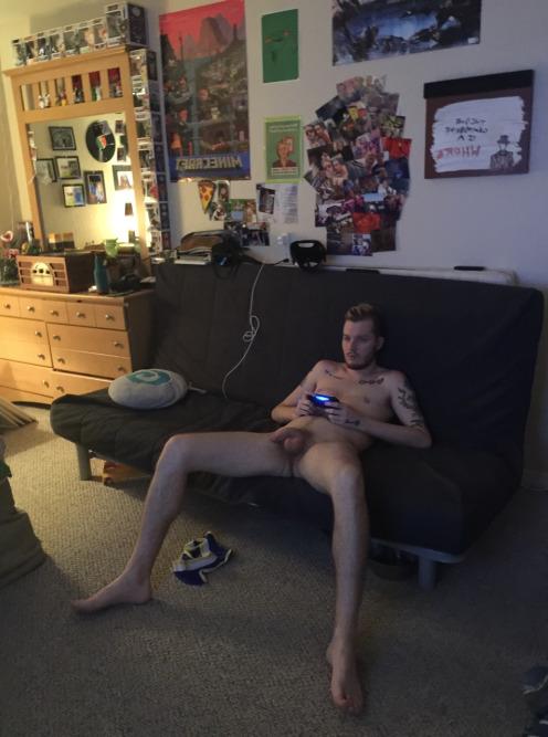 Mutual masturbation edging