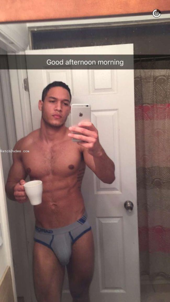 Bent over naked latinas
